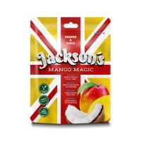 JACKSON´S Mango magic sušený mango snack s kokosovými chipsy 50 g