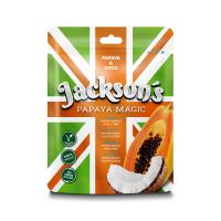 JACKSON´S PAPAYA MAGIC Sušený papayový snack s kokosovými chipsy 50 g