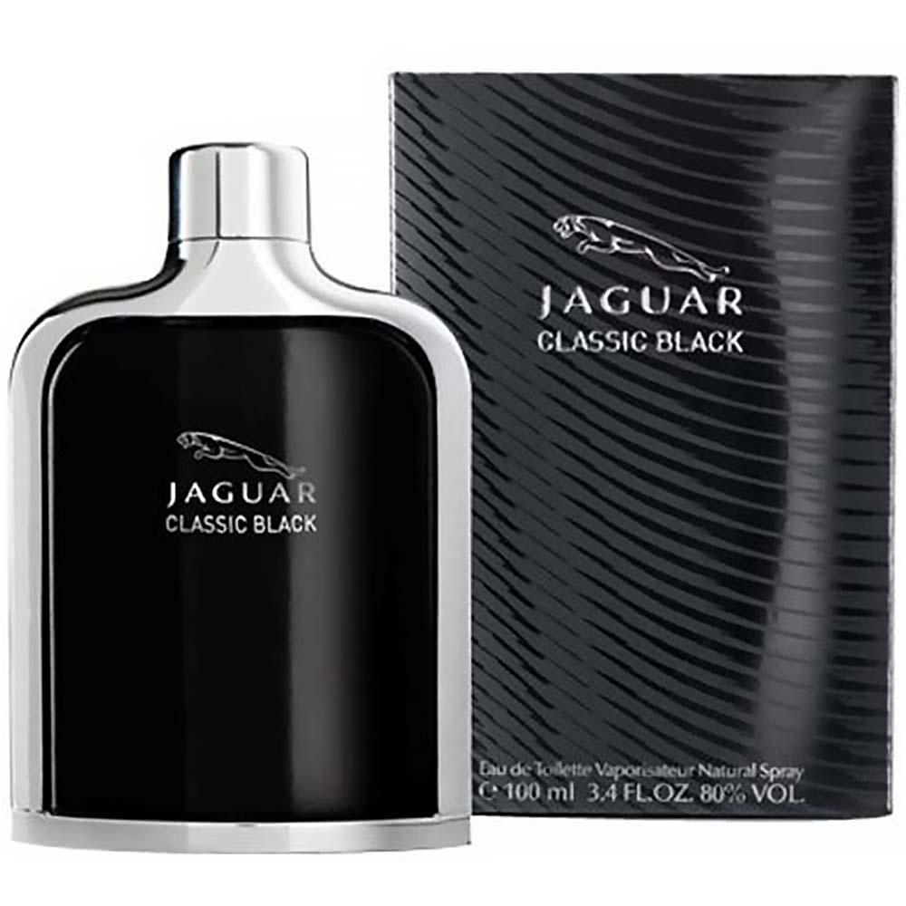 Jaguar Classic Black toaletní voda pánská 100 ml