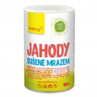 WOLFBERRY Jahody lyofilizované 80 g DÓZA