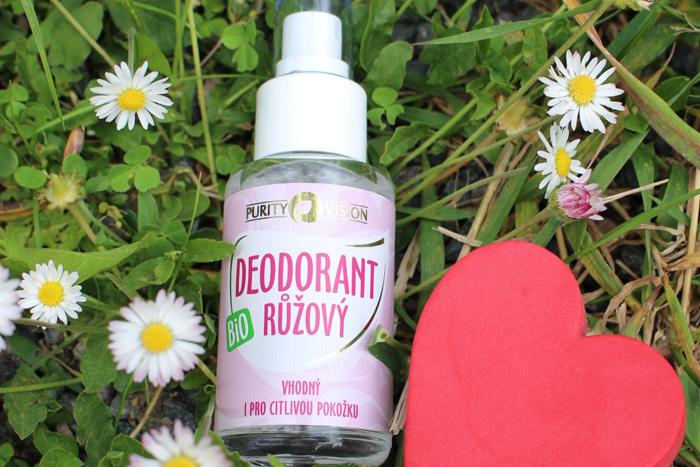 Jak na pocení přírodními deodoranty (2.díl) – Vůně růží