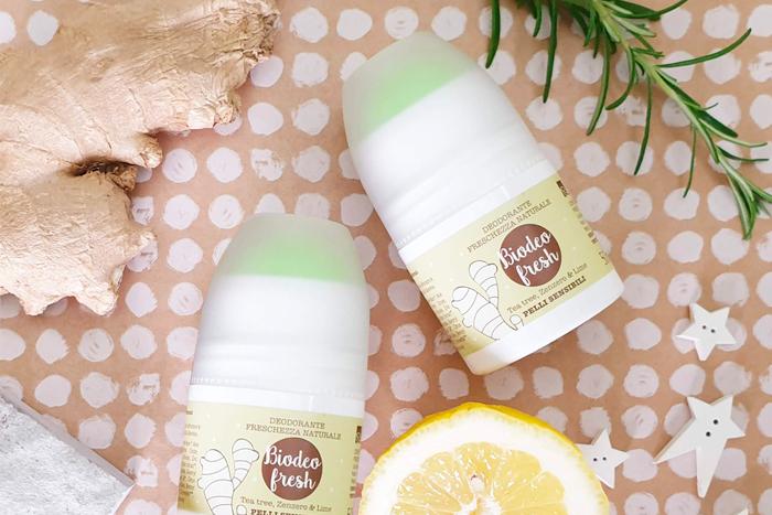 Jak na pocení přírodními deodoranty (4. díl) - Zázvor a limetka pro lepší pocit