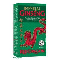 JAMIESON Císařský ženšen Red Dragon 500mg 60 tablet