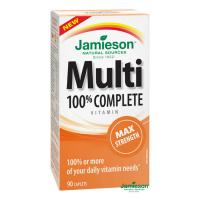 JAMIESON Multi COMPLETE Maximální síla 90 tablet