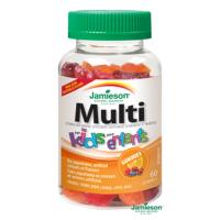 JAMIESON Multi Kids Gummies želatinové pastilky 60ks