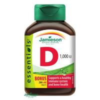 JAMIESON Vitamín D3 1000IU 240 tablet