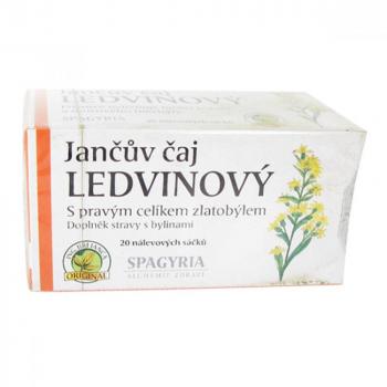 SPAGYRIA Jančův čaj ledvinový 20 nálevových sáčků