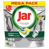 JAR Tablety do myčky Platinum All-in-One 60 ks