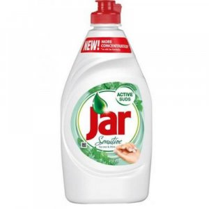 JAR Sensitive Tea tree & Mint 900 ml