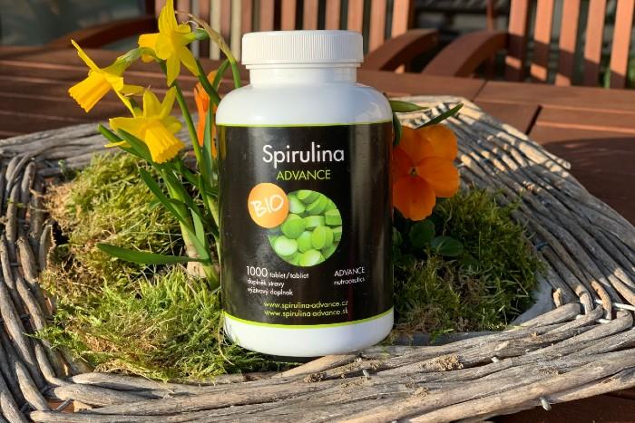 Jarní detox (3. díl) - Bio spirulina