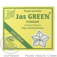 Jas green powder 100g