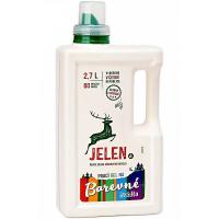 JELEN gel barevné prádlo 60 pracích dávek 2,7 l