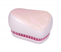 TANGLE TEEZER Compact Styler Smashed Holo Kartáč na vlasy Pink 1 ks
