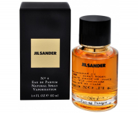 JIL SANDER No.4 Parfémovaná voda pro ženy 50 ml