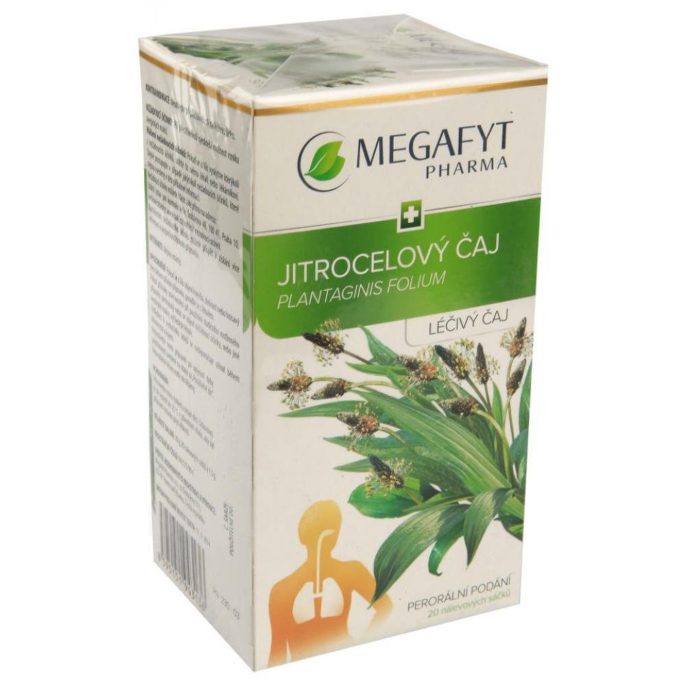 JITROCELOVÝ ČAJ 20X1.5GM Léčivý čaj