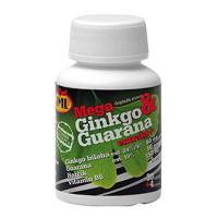 JML Mega Ginkgo Guarana+ 34 kapslí