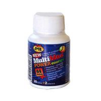 JML MultiMax Power Energy tbl.65 x44složek vitamínu