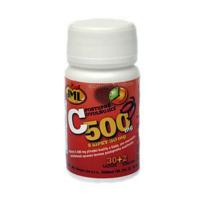 JML Vitamin C tbl. 32x500 mg postupným uvolňováním s šípky