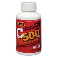JML Vitamin C tbl. 65x500mg postupným uvolňováním s šípky