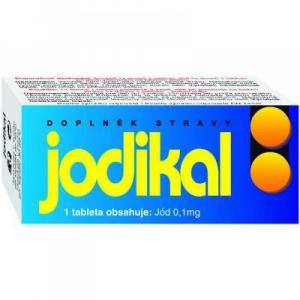 NATURVITA Jodikal 100 x 80 tablet
