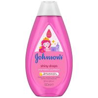 JOHNSON´S Shiny Drops Šampon 500 ml