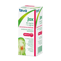 JOX Orální sprej, roztok 100 ml