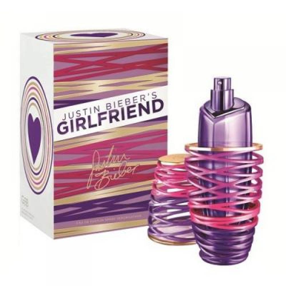 JUSTIN BIEBER Girlfriend Parfémovaná voda 50 ml