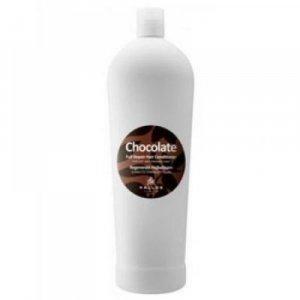 KALLOS Čokoládový kondicionérprosuché a lámavé vlasy 1000 ml