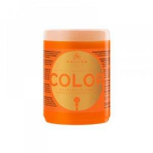 KALLOS Color maska pro barvené vlasy 1000 ml