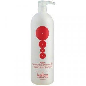 Kallos KJMN vyživující sprchový gels vůní arganu (Nourishing shower gel with argan fragnance) 1000 ml