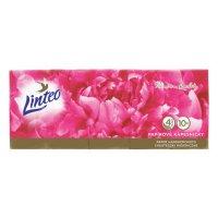LINTEO Papírové kapesníky Premium 4-vrstvé 10x10 kusů