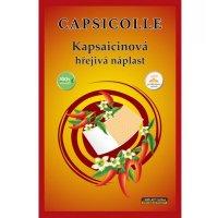 CAPSICOLLE Kapsaicinová hřejivá náplast 12x18 cm 1 ks