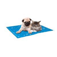 KARLIE FLAMINGO Chladící podložka pro psy se vzorem kapky, velikost S 40x50 cm
