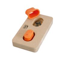 KARLIE FLAMINGO Interaktivní dřevěná hračka KNUTH 22x12 cm