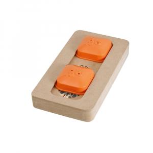 KARLIE FLAMINGO Interaktivní dřevěná hračka TURING 22x12 cm