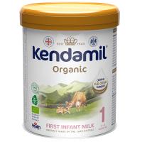 KENDAMIL 1 BIO DHA+ Organické počáteční kojenecké mléko od 0 - 6 měsíců 800 g
