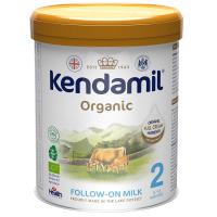 KENDAMIL 2 BIO DHA+ Organické pokračovací kojenecké mléko od 6 - 12 měsíců 800 g