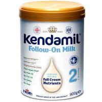 KENDAMIL 2 DHA+ Pokračovací kojenecké mléko od 6 - 12 měsíců 900 g