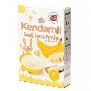 KENDAMIL Jemná banánová kaše od 4. měsíců 125 g