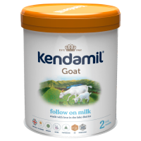KENDAMIL 2 DHA+ Kozí pokračovací kojenecké mléko od6.měsíce 800 g