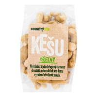 COUNTRY LIFE Kešu ořechy 100 g