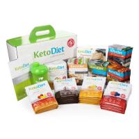 KetoDiet proteinová dieta BASIC 1. krok 70 porcí VÝHODNÉ balení