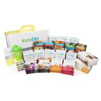 KetoDiet proteinová dieta INTENSE 1. krok 140 porcí VÝHODNÉ balení
