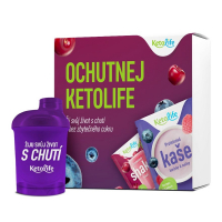 KETOLIFE Low carb ochutnávkový balíček