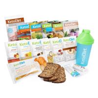 KETODIET Proteinová dieta ochutnávkový balíček na 3 dny 15 porcí, Neobsahuje: Bezlepkové, Palmový olej, Klíčová vlastnost: Mimo výkon, Obsahuje složku: Protein, Soja, Určeno pro: Dospělé, Forma výrobku: Sáčky, Druh potraviny: Sojové, Zeleninové, Masové