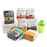 KETODIET Proteinová dieta BASIC 2. krok 56 porcí VÝHODNÉ balení, Neobsahuje: Bezlepkové, Palmový olej, Klíčová vlastnost: Mimo výkon, Obsahuje složku: Protein, Soja, Určeno pro: Dospělé, Forma výrobku: Sáčky, Druh potraviny: Sojové, Zeleninové, Masové
