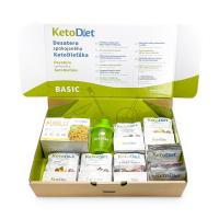 KETODIET Proteinová dieta BASIC 2. krok 56 porcí VÝHODNÉ balení