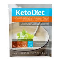 KETODIET Proteinová polévka Houbová 7 porcí