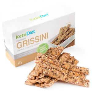 KETODIET Proteinové grissini 2 porce 55 g