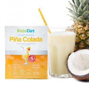 KETODIET Proteinový nápoj příchuť Piňa Colada 7 porcí